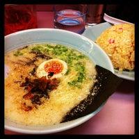 Photo taken at 九州ラーメン 元吉田 by yukino555913 on 1/18/2013