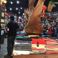 Photo taken at Toko Tiga - Original Jeans Centre by Fitri G. on 2/21/2015