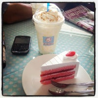 Photo taken at Brownie blue coffee by Pupreaw S. on 11/18/2012