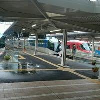 Photo taken at Kashikojima Station by ろーたん on 2/5/2017