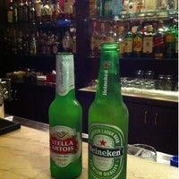 Photo taken at Puros Habanos Bar & Charutaria by Mirian C. on 12/28/2013