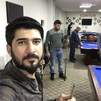Photo taken at Center Bilardo by Çağlayan E. on 1/5/2016