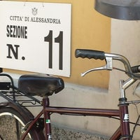 Photo taken at Scuola Media Cavour by Mauro C. on 5/25/2014