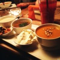 Das Foto wurde bei Суп-кафе von Elena O. am 12/5/2012 aufgenommen