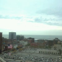 Photo taken at The Ritz-Carlton, Cleveland by Jon A. on 10/13/2012