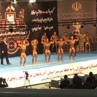 Photo taken at Al-ghadir Sport Complex | مجموعه ورزشی الغدیر by حمــــــيد م. on 8/25/2017