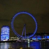 Photo taken at London by Loreto on 1/29/2013