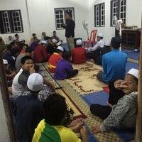 Photo taken at Maahad Tahfiz Al-Quran lil Muttaqin by Arman A. on 12/19/2015