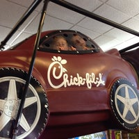 Photo taken at Chick-fil-A Lakewood by Charles B. on 8/23/2013