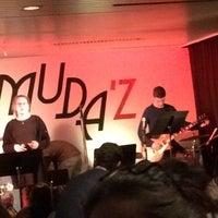 Photo taken at MUDA'Z Café by Evy G. on 12/21/2017