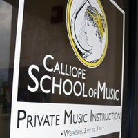 Photo taken at Calliope School of Music by Brian D. on 5/27/2016