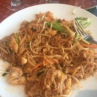 Photo taken at L'Thai Organic Cuisine & Wine Bar by Elizabeth M. on 7/31/2016