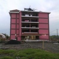 Photo taken at Proyek Rusunawa 3 Probolinggo by Wazer D. on 12/10/2012