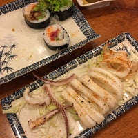 Photo taken at Sushi East by Wei Yin P. on 7/2/2016