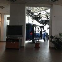 Photo taken at Louda Auto, a.s. by Jiří Z. on 8/15/2013