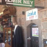 Photo taken at İzmir Ney by Halil P. on 8/10/2016