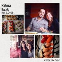 Photo taken at Sushi King by Javier F. on 11/2/2013