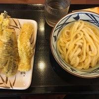 8/1/2017に岱燕 た.が丸亀製麺 流山店で撮った写真