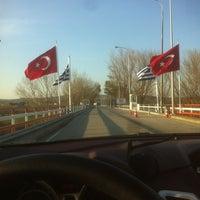 Photo taken at Greece Kipoi Border Station by ! on 12/14/2012