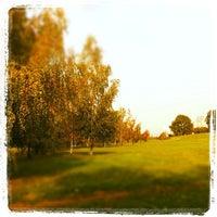 Foto tirada no(a) Ландшафтный парк «Митино» por Kudryash s. em 9/28/2012