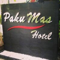Photo taken at Hotel Pakumas by dico h. on 3/16/2013