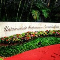 Photo taken at UCCHL - Universidade Corporativa Comendadeira Helena Lundgren by Gil G. on 3/14/2013