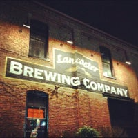 Photo taken at Lancaster Brewing Company by Shawn L. on 12/6/2012