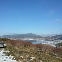 Foto tomada en Язовир Батак (Batak Dam) por Eva T. el 12/30/2012