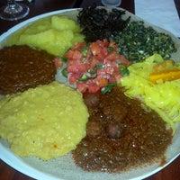 Photo taken at Ethiopic by Winnie Y. on 5/21/2013