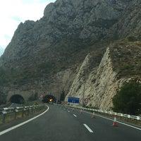 Photo taken at Tuneles Del Mascarat by 🎀Anastasia🎀 on 10/10/2016