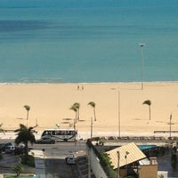 Photo taken at Praia Centro Hotel Fortaleza by Marcos B. on 1/12/2013
