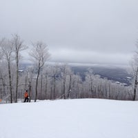 Photo taken at Belleayre Mountain Ski Center by Moey S. on 3/2/2013