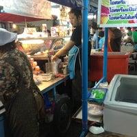 Photo taken at Autsawin market by Nattawarot P. on 1/2/2013