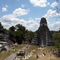 Photo taken at Parque Nacional Tikal by Christian R. on 4/23/2017