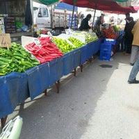 Photo taken at Çarşamba Pazarı by .. .. on 2/17/2016