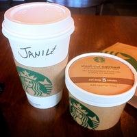 Photo taken at Starbucks by Jan S. on 4/18/2013