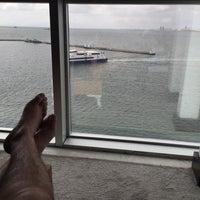 3/27/2018 tarihinde Onur Y.ziyaretçi tarafından Pasaport Pier Otel'de çekilen fotoğraf