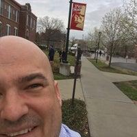 Photo taken at Pittsburg State University by Justin C. on 3/10/2016