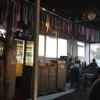 Photo taken at Baraka Kitap Cafe by Osman Canşer E. on 2/2/2017