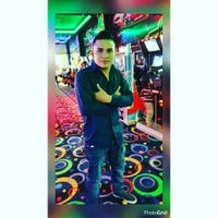 Photo taken at Game on by Balladares H A. on 12/17/2015