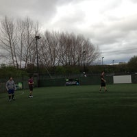 Photo taken at Powerleague 5-a-side Gateshead by Sarah B. on 5/12/2013