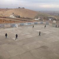 Photo taken at Bozova pinar ortaokulu by Özlem B. on 1/14/2016