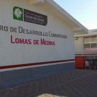 Photo taken at centro comunitario Medina by Ishel David M. on 1/14/2014