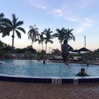 Photo taken at Hilton Palm Beach Airport by Tori A. on 4/6/2015