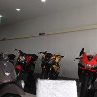 Photo taken at xtrm motoring by Mrizal M. on 11/28/2012