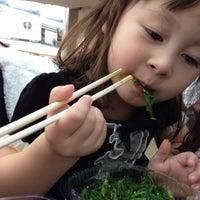 Photo taken at Wasabi Sushi by Amanda K. on 11/10/2013
