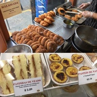 Photo taken at Provincetown Portuguese Bakery by Albert T. on 9/4/2016