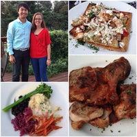 Photo taken at Avalon Café by Albert T. on 9/19/2014