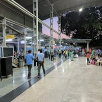 Photo taken at Bilaspur Railway Station by Vivin M. on 5/22/2017