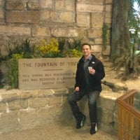 Photo taken at The Fountain Of Youth Archaeological Park by Chazamm on 2/16/2013